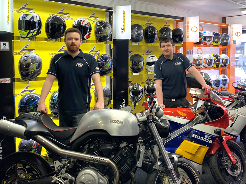 Kennedy Motorcycles Sales & Services